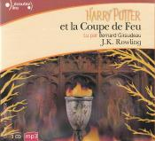 Harry Potter Et La Coupe De Feu Cd