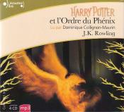 Harry Potter Et L'Ordre Du Phenix Cd