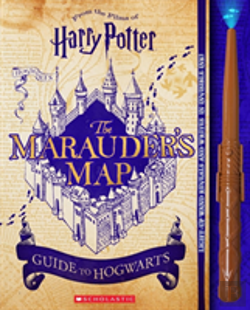 Bertrand.pt - Harry Potter: The Marauder'S Map Guide To Hogwarts