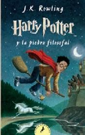 Harry Potter Y La Piedra Filosofal(1) (Bolsillo)