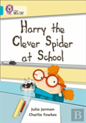 Harry The Clever Spider At Schoolband 07/Turquoise