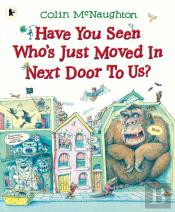 Have You Seen Who'S Just Moved In Next Door To Us?