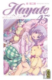 Hayate The Combat Butler, Tome 45