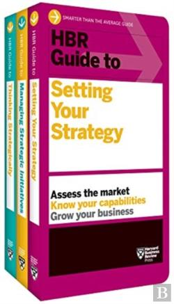 Bertrand.pt - Hbr Guides To Building Your Strategic Skills Collection (3 Books)