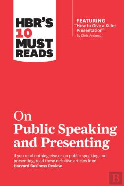 Bertrand.pt - Hbr'S 10 Must Reads On Public Speaking And Presenting
