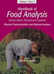 Hdbk Of Food Analysis