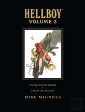 Hellboy Library Edition, Volume 3