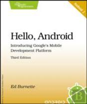 Hello Android 3rd Ed