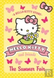 Hello Kitty Friends Summ Pb