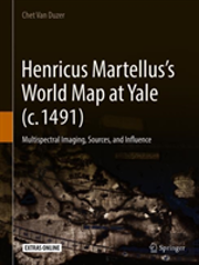 Henricus Martellus'S World Map At Yale