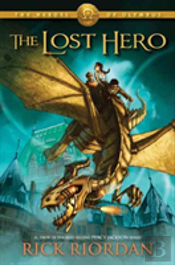 Heroes Of Olympus 1 Lost Hero