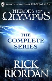 Heroes Of Olympus: The Complete Series (Books 1, 2, 3, 4, 5)