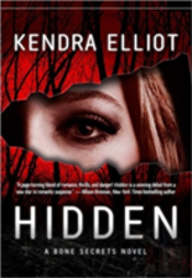 Hidden A Bone Secrets Novel