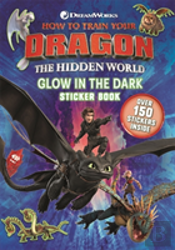 Hidden World Glow In The Dark Sticker Bk