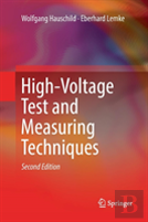 High-Voltage Test And Measuring Techniques