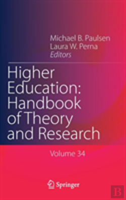 Bertrand.pt - Higher Education: Handbook Of Theory And Research