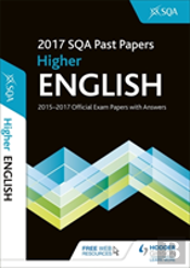 Higher English 2017-18 Sqa Past Papers With Answers