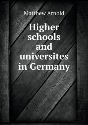 Higher Schools And Universites In Germany