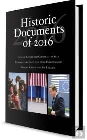 Historic Documents Of 2016