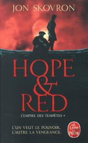 Hope And Red (L'Empire Des Tempetes, Tome 1)