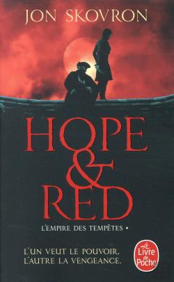 Bertrand.pt - Hope And Red (L'Empire Des Tempetes, Tome 1)