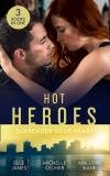 Bertrand.pt - Hot Heroes: Surrender Your Heart: Navy Seal Six Pack (Seal Of My Own) / Bedroom Diplomacy / Star Witness