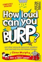 How Loud Can You Burp