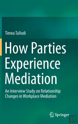 Bertrand.pt - How Parties Experience Mediation