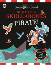 How To Be A Skulla Sticker Book