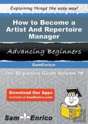 How To Become A Artist And Repertoire Manager