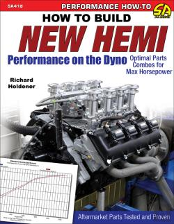 Bertrand.pt - How To Build New Hemi Performance On The Dyno