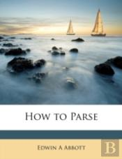 How To Parse