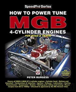 Bertrand.pt - How To Power Tune Mgb 4-Cylinder Engines