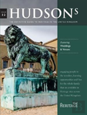 Hudson Hudsons Guide 2019 Husdons The Definitive Guide To Heritage In The United Kingdom