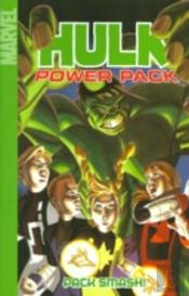 Hulk And Power Pack Digest