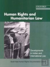 Human Rights And Humanitarian Law