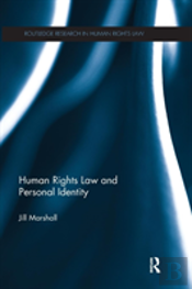 Human Rights Law And Personal Identity