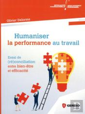 Humaniser La Performance Au Travail