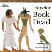 Hunefer & His Book Of The Dead