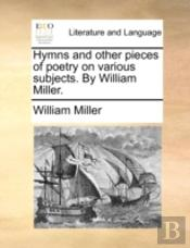 Hymns And Other Pieces Of Poetry On Vari