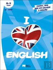 I Love English! - 8-9 anos - 3.º ano