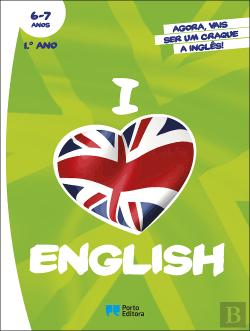 Bertrand.pt - I Love English! - 6-7 anos - 1.º ano