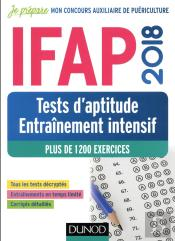 Ifap 2018 Tests D'Aptitude - Entrainement Intensif - 5e Ed.