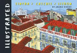 Bertrand.pt - Illustrated Lisbon, Cascais, Sintra