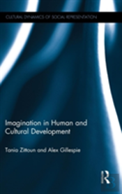 Imagination In Human & Cultural Developm