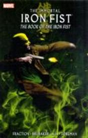 Immortal Iron Fistbook Of Iron Fist