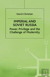 Imperial And Soviet Russia