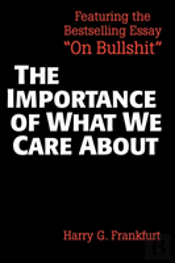 Importance Of What We Care About