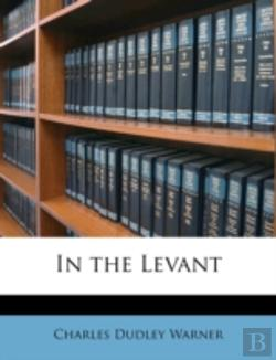 Bertrand.pt - In The Levant