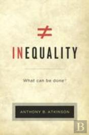 Inequality 8211 What Can Be Done